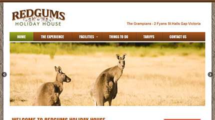 Redgums Holiday House