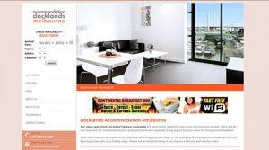 Accommodation Docklands Melbourne