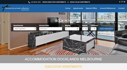 Docklands Private Collection of Apartments