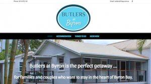Butlers At Byron