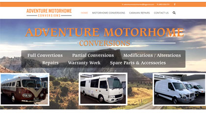 Adventure Motorhome