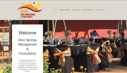Alice Springs Event Management